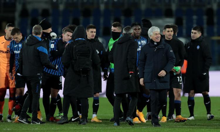 Atalanta-Lazio, che spettacolo! Gasperini fa l'impresa in 10, domenica il bis