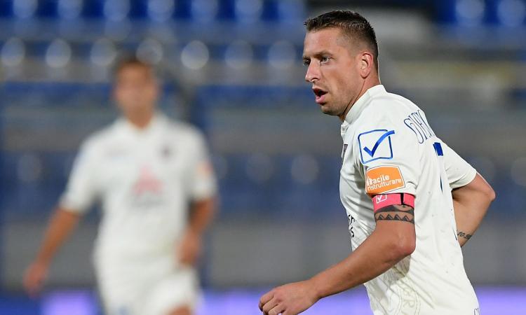 Giaccherini: 'Conte non è difensivista, Inter provinciale come la Juve'