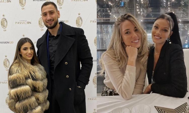 Gossip Girl: Donnarumma ha un segreto! Alena Seredova e Ilaria D'Amico, c'è tensione! Alice e Oriana...