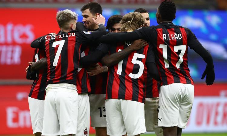 Leao-Kessie: il Milan vince 2-0 col Torino, si tiene il primo posto e mette pressione all'Inter