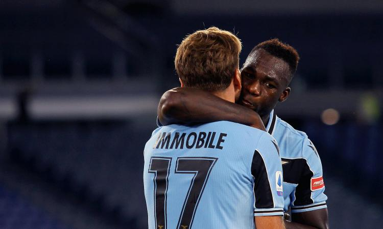 Lazio, la scelta del club su Immobile