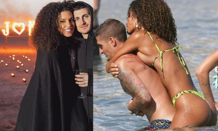 Jessica e Verratti presto sposi. La proposta a Marrakech FOTO e VIDEO