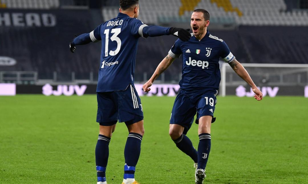 A Milano con i cerotti, ma la Juve c'è!!