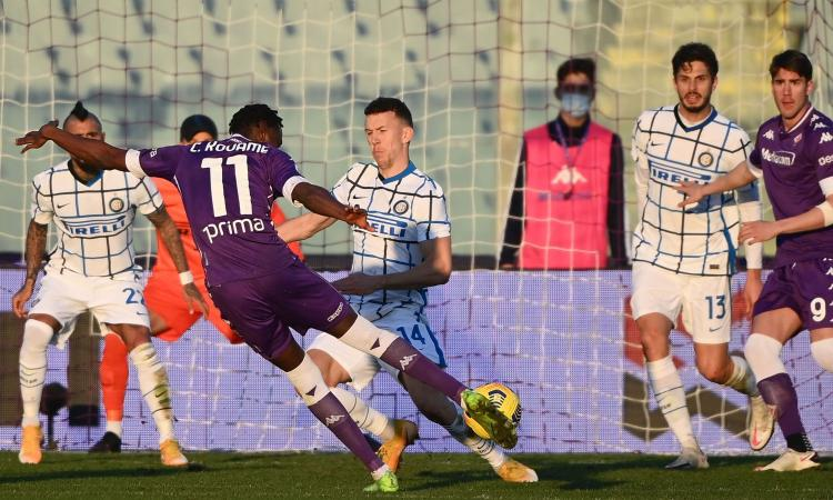 Fiorentina: un club francese vuole Kouamé