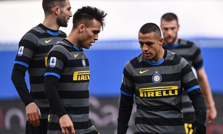 Inter: doppio fallimento con la Samp. Limiti evidenti e squadra vulnerabile, ma per lo scudetto non è finita