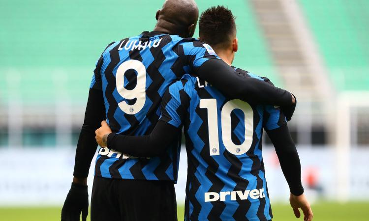 Inter, un grande ex: 'Lukaku-Lautaro miglior coppia d'Italia, nerazzurri in pole per lo scudetto'