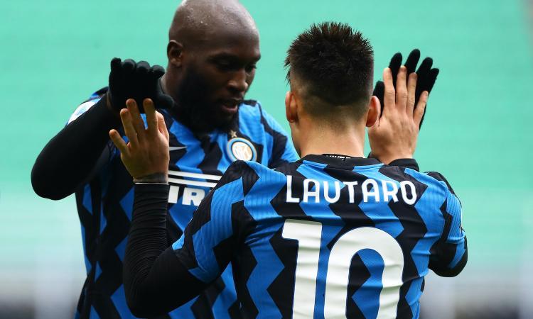 Inter, Lautaro: 'I 15 gol un sogno per me. Conte mi ha fatto crescere tanto'