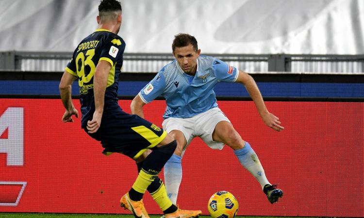 Lazio, la rifinitura anti Samp: poco turnover e chance per Lulic. Le prove di Inzaghi