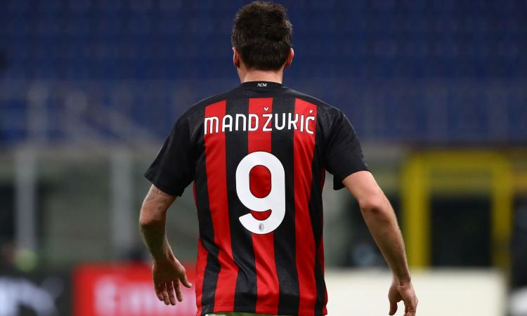 Convocati Milan: si rivede Mandzukic dopo due mesi e mezzo, ci sono anche Leao e Brahim Diaz