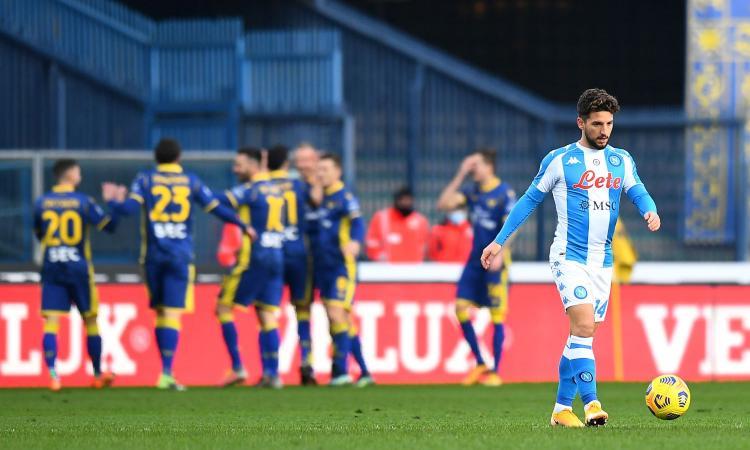Napolimania: mistero Verona, tutto tace intanto la Juve gioca la Champions con Allegri. Insigne, bisogna sbrigarsi!
