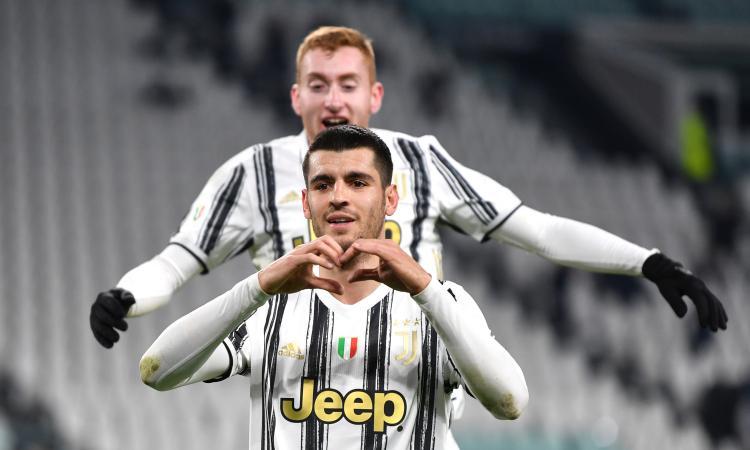 Juve-Genoa le pagelle di CM: Morata e Kulusevski sono pronti per l'Inter. Scamacca non passa l'esame Stadium