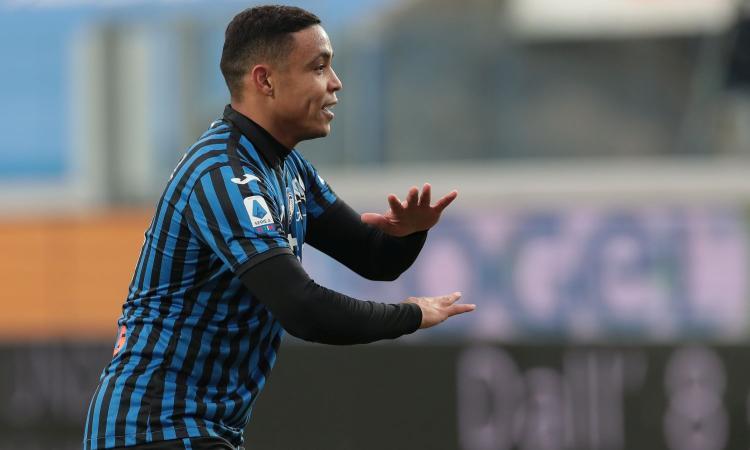 Atalanta, Muriel: 'Sfido Zapata e voglio la Coppa Italia. Gomez? Gli auguro il meglio...'