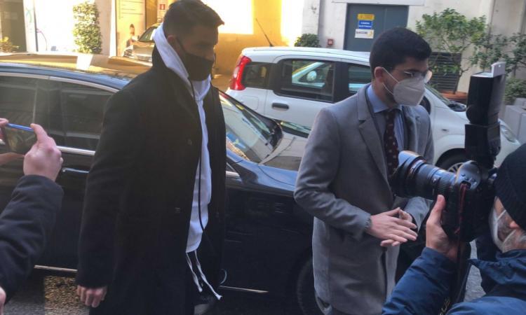 Lazio, Musacchio si presenta: 'Fiero di essere nella prima squadra della capitale'
