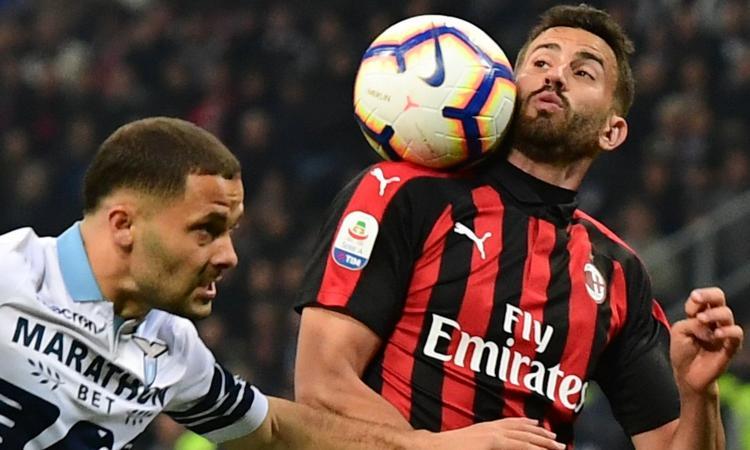 Musacchio alla Lazio: la rissa sfiorata con Luiz Felipe, la maglia di Acerbi strappata a Bakayoko e Kessie