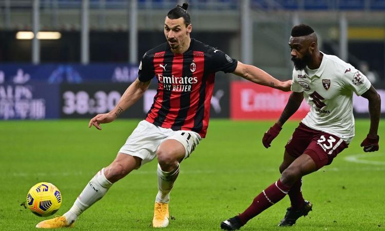 Milan, la probabile formazione per la Samporia