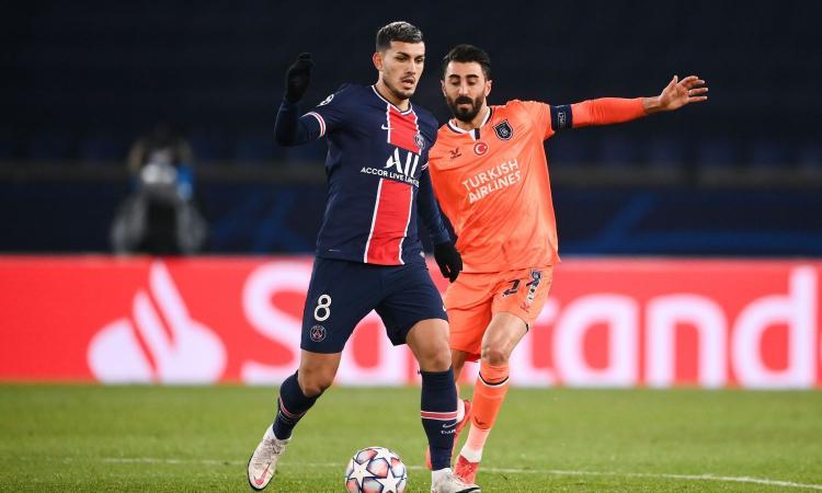 Inter, cattive notizie dalla Francia: Paredes non vuole lasciare il PSG, si complica l'affare con Eriksen