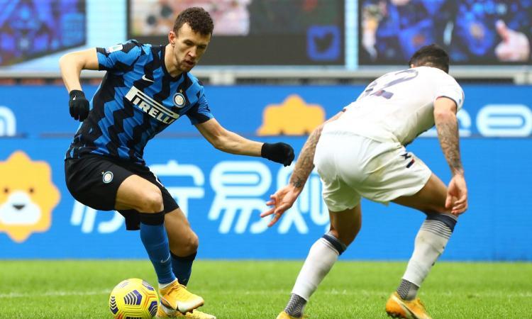 Inter, Perisic è un paradosso: per Conte è inadatto ma gioca quasi sempre