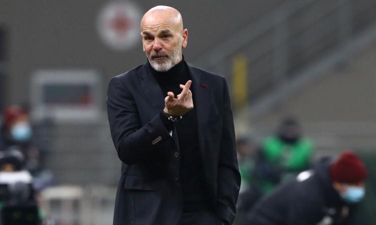 Pioli: 'Coppa Italia? Il campionato è un' altra storia. Bennacer torna a Bologna. Mandzukic, Kalulu e Tonali a rischio'