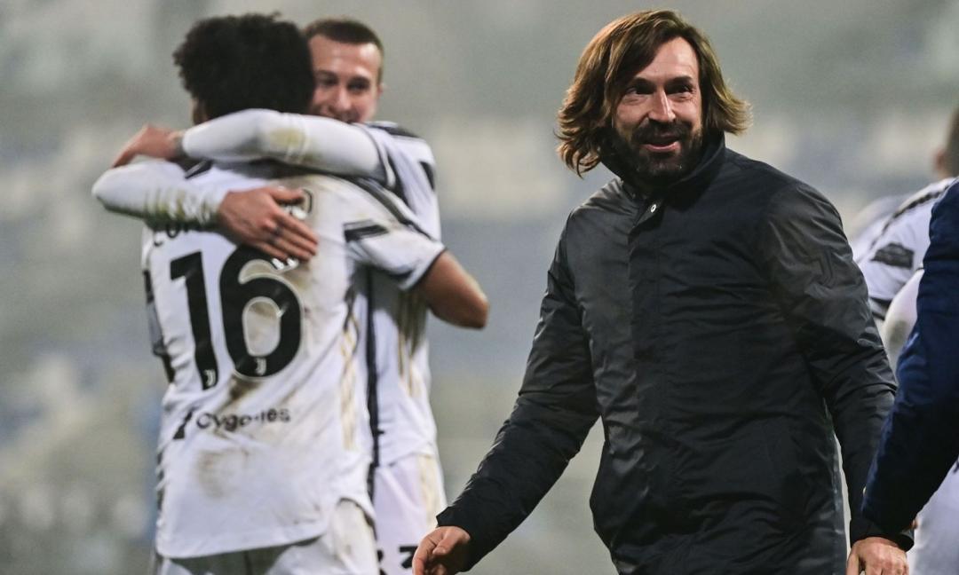La Juve è pronta per il gran finale: ecco il segreto...