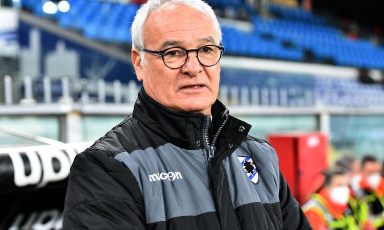 Samp, Ranieri: 'Quagliarella il nostro Ibrahimovic. Il Milan? Felice per Pioli'