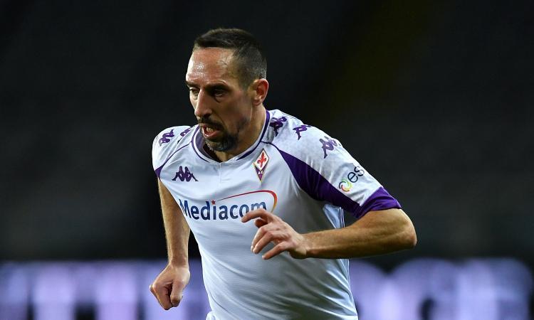 Fiorentina, che fine ha fatto Ribery? I tempi di recupero per il francese