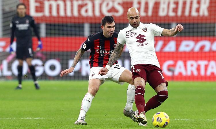 Milan, Romagnoli: 'Noi non molliamo nulla, ora testa a Cagliari e Atalanta'