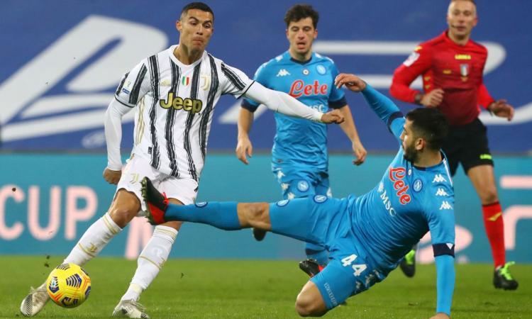 Serie A: Juve-Napoli, prevale l''1'. Inter-Sassuolo, la 'decima' nerazzurra a 1,35