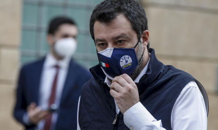 Salvini: 'Rinnovi Milan, occasione per ridurre le pretese. Superlega? Ho paura che si siano allontanati i tifosi...'
