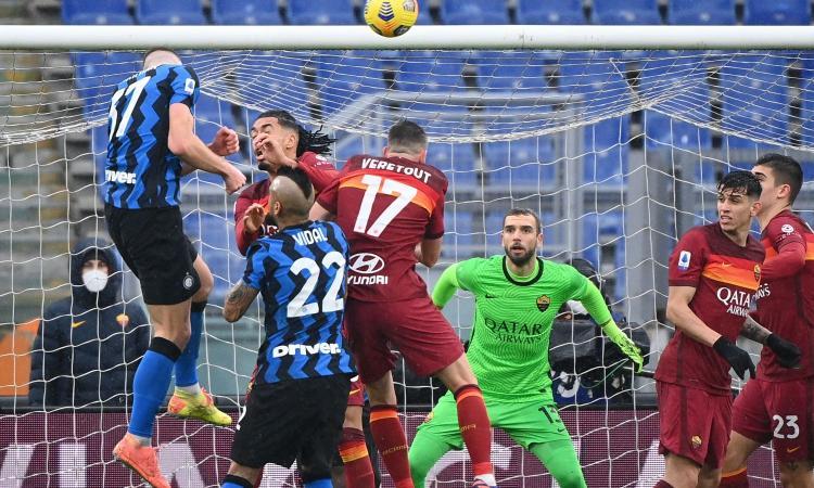 Verso Inter-Juve: il fattore 'colpi di testa' premia i nerazzurri, ma Pirlo...