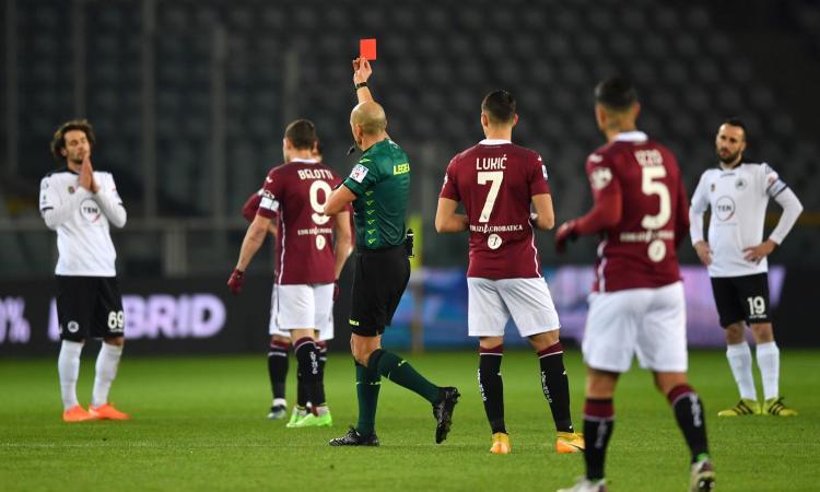 Serie A, rivivi la moviola: Vignali espulso col Var, annullati due gol al Torino