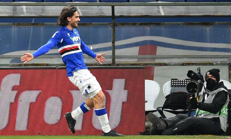 La Samp ribalta l'Udinese: 2-1 per Ranieri, decisivo il neo acquisto Torregrossa