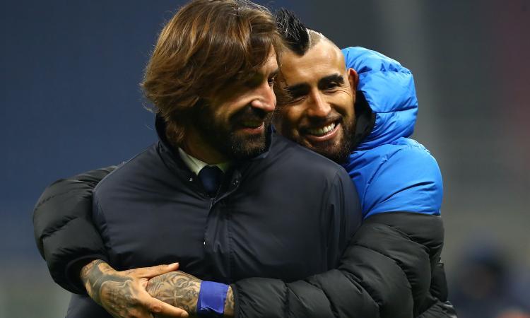 Non 'sparate' su Vidal e Callejon: anche i calciatori hanno un cuore