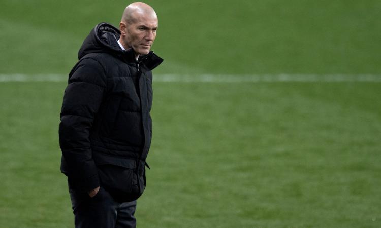 Real Madrid, Zidane a rischio esonero: idee Gallardo e Raul, Allegri in seconda fila