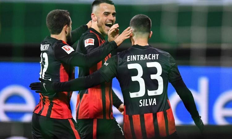 Ex Milan, 21 gol in Bundes per André Silva: come Haaland!