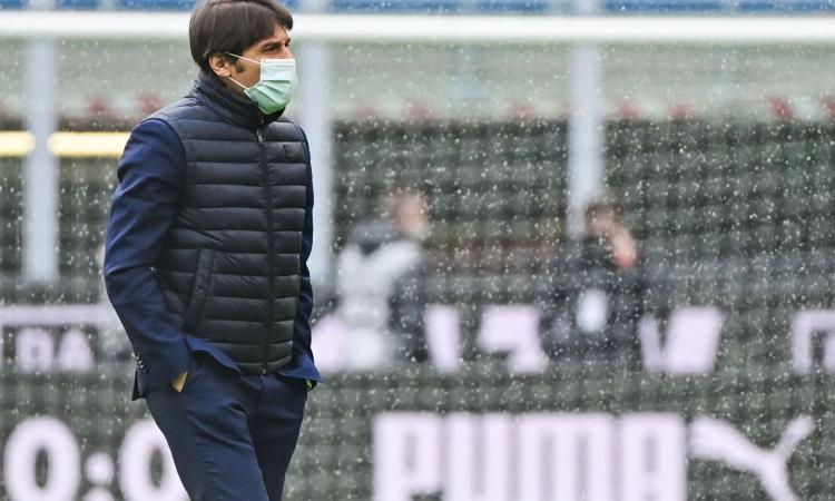 Tra Covid e fuga scudetto, la domenica da brividi dell'Inter