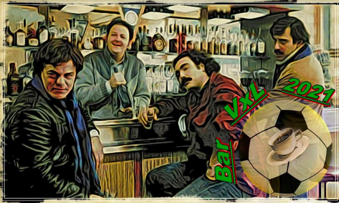 Primo appuntamento al Bar VxL, dove puoi incontrare davvero tutti...