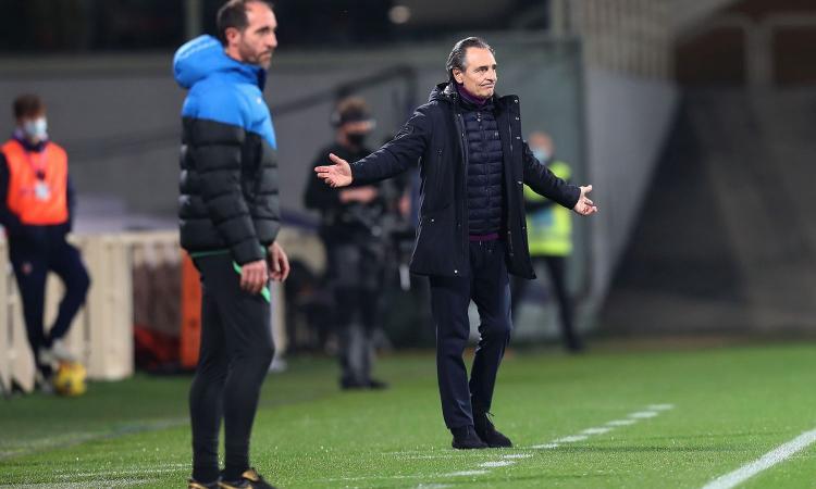 Fiorentina, Prandelli: 'Troppe critiche su di noi. Commisso è molto arrabbiato, vuole una reazione'