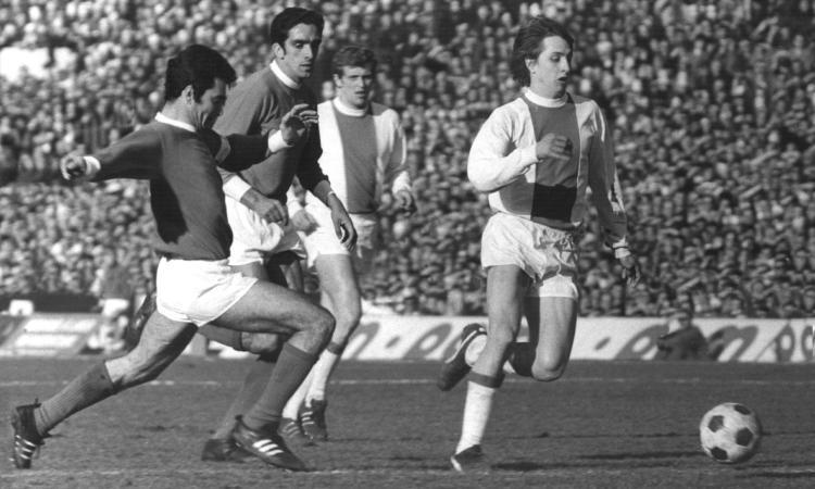 La leggenda di Willy Dullens, come Cruyff, prima di Cruyff: 'L'unico che avesse più talento di me'