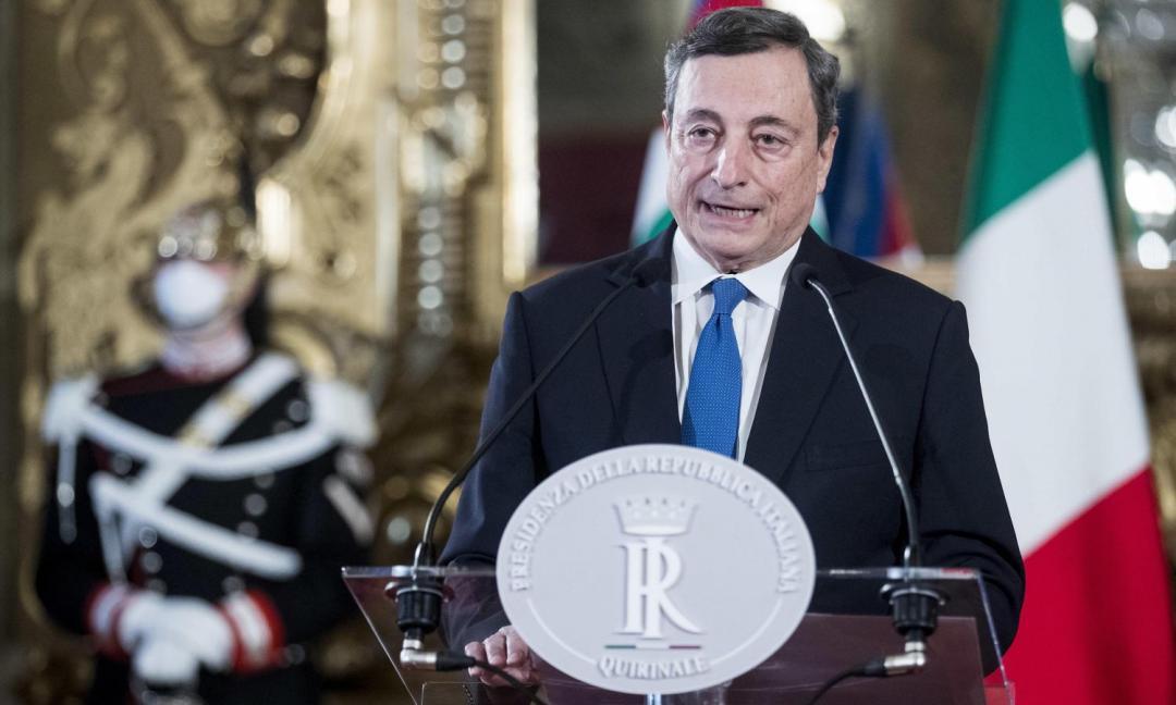 #BarVxL: Lockdwon o no? Draghi mostri una politica diversa
