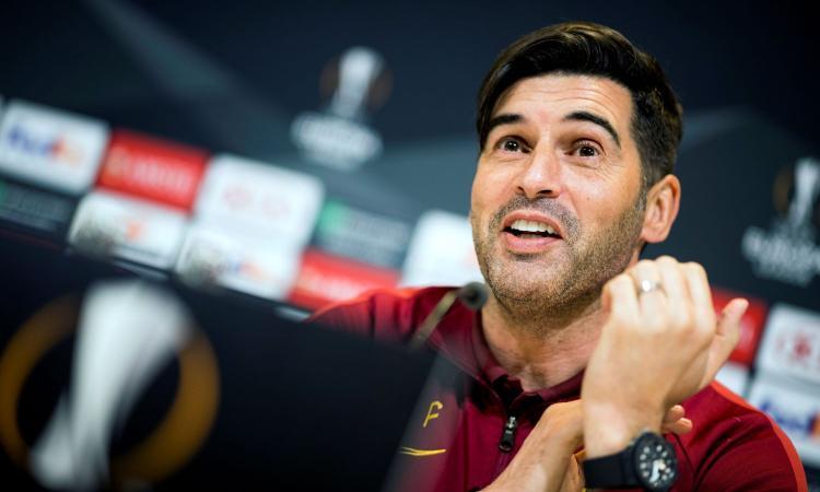 Roma, Fonseca non si fida del Braga: 'Turno ancora aperto. El Shaarawy dal 1', su Smalling e Ibanez col Milan...'