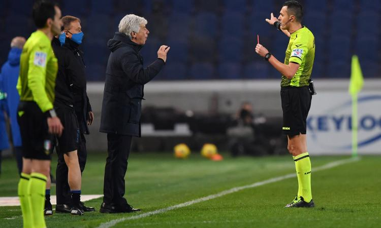 Chiesa a CM: 'Doveri da 7 nel derby. Manca un rigore all'Atalanta e due in Parma-Udinese'