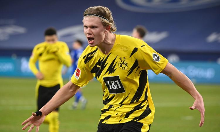 Il Dortmund apre per la prima volta all'addio di Haaland: fissato il prezzo, le ultime