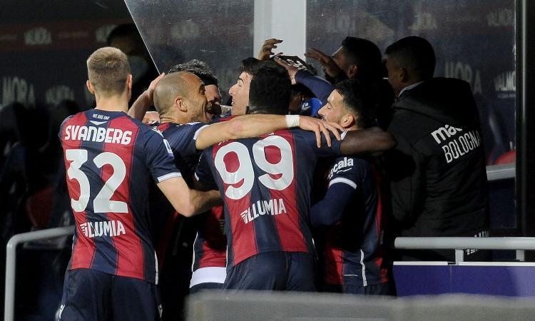 La Lazio risente delle scorie post-Bayern, vince un Bologna brillante e aggressivo. Il gol del 2-0 è da applausi