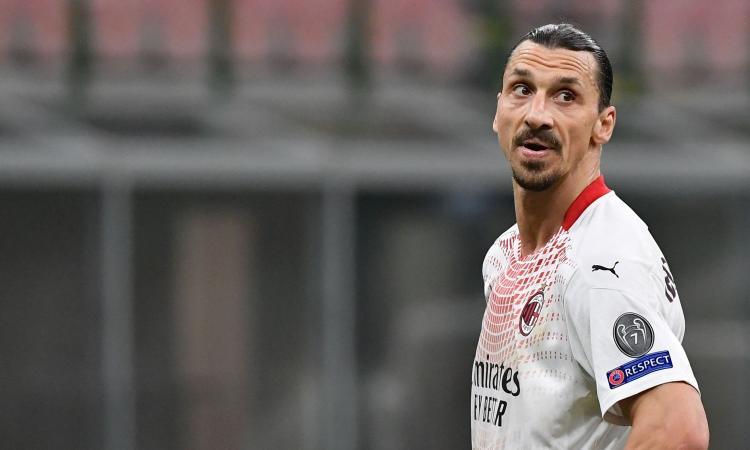 Verso Roma-Milan: Ibra senza gol da due gare, solo un'altra volta...