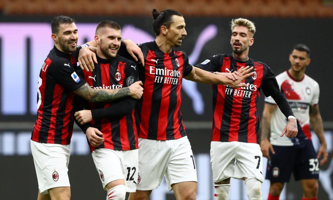 Il Milan armonioso che avanza