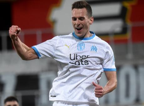 Napoli, guarda Milik: in gol alla prima da titolare col Marsiglia   Estero    Calciomercato.com