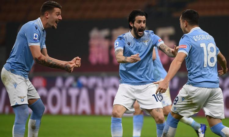 Lazio, Escalante: 'Voglio giocare di più. Sarri ci chiede molto. Contento per Correa'