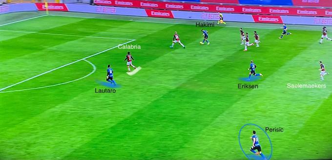 Eriksen-Perisic, la mossa scudetto di Conte: così hanno cambiato l'Inter