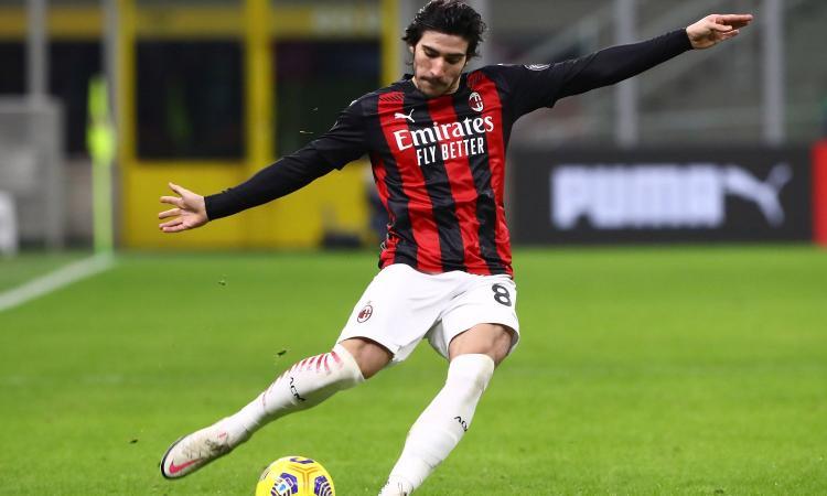 Quelle 'porte chiuse' all'Inter e un derby come svolta: Milan, che occasione per Tonali