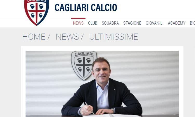 Cagliari, UFFICIALE: esonerato Di Francesco, arriva Semplici. Capozucca è il nuovo direttore sportivo